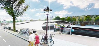 Amsterdam Art Bridge