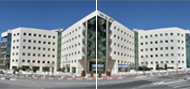 Central Bureau of Statistics, Jerusalem