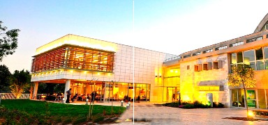 New Cosell Center - The Hebrew University, Givat Ram