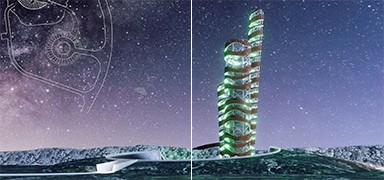 Iceland Tower Competition