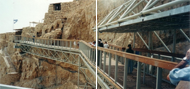 Pedestrian Bridge, Masada