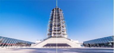 Nanjing Great  Bao'en Temple new pagoda Competiton